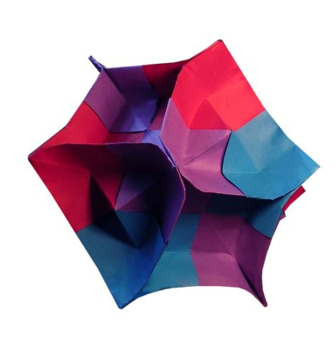 origami cubes origami constructions origami enigma cube by david