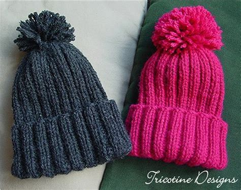 cdd knitting snow hats for by tricotine via flickr knitting