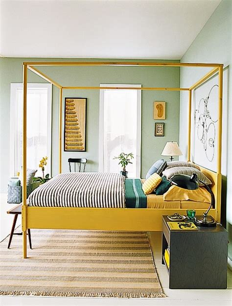 yellow bedrooms 10 calming bedrooms with analogous color schemes