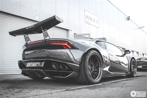 Lamborghini Huracán LP610 4 Liberty Walk LB Performance