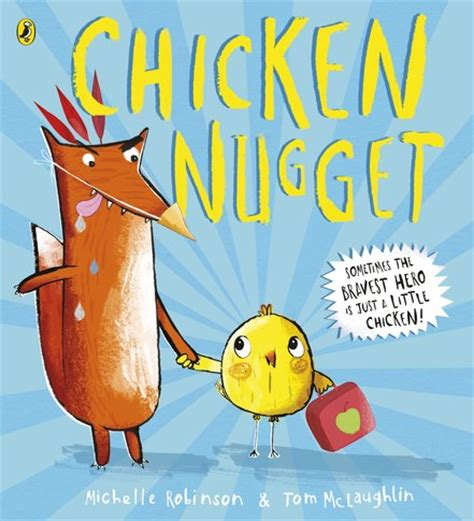 chicken picture book chicken nugget scholastic club