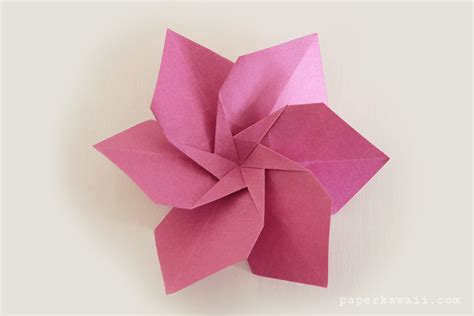 origami flower origami flowers by lafosse book review