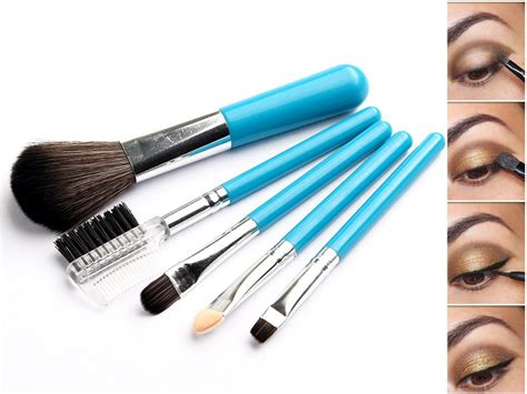 5 brushes free makeup brushes 5 pcs free shipping consignmenter