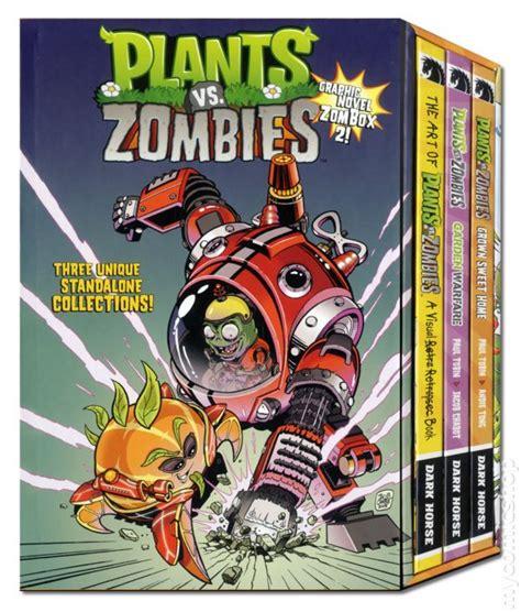 plants vs zombies volume 3 bully for you plants vs zombies hc box set 2015 comic books