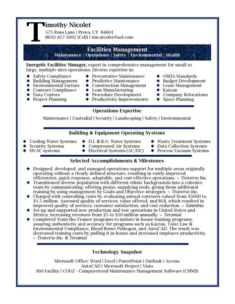 professional resume samples by julie walraven cmrw