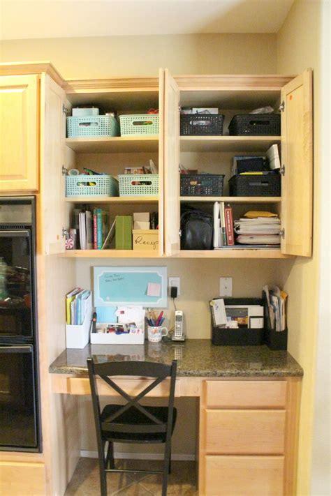 kitchen office organization ideas 17 best images about kitchen desk ideas on kitchen command centers desks and