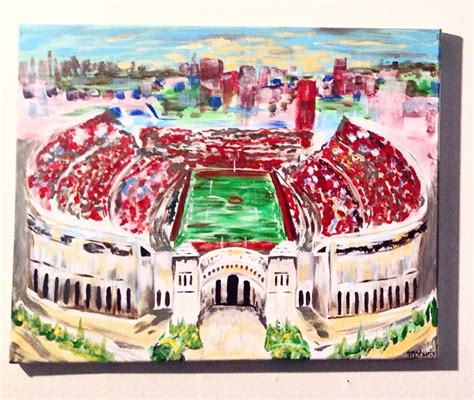 paint nite stadium quincy out paint and pour the ohio state