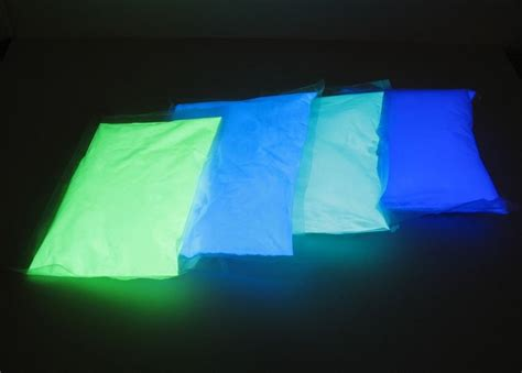 glow in the paint and powder glow in the car paint powder pigment wholesale glow