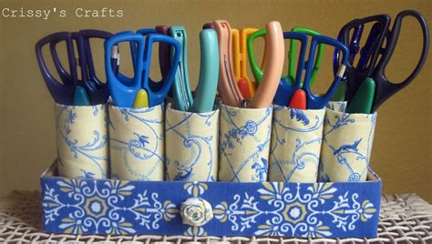 recycle toilet paper rolls crafts s crafts recycle tp pencil scissors holders