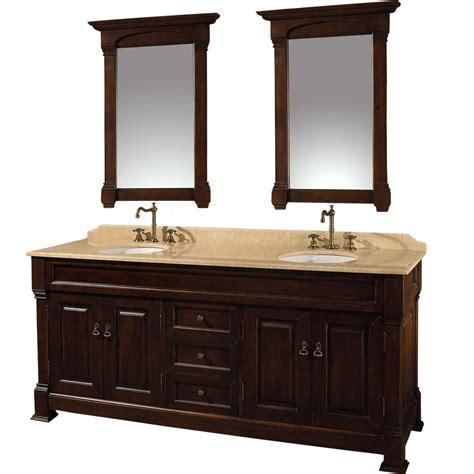 72 quot andover 72 dark cherry bathroom vanity bathroom