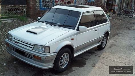 Daihatsu Charade For Sale by Used Daihatsu Charade Turbo 1987 Car For Sale In Lahore