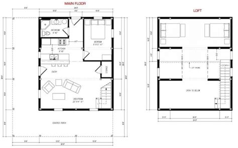 loft floor plans 30 barndominium floor plans for different purpose