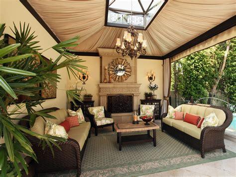 backyard living room ideas photos hgtv