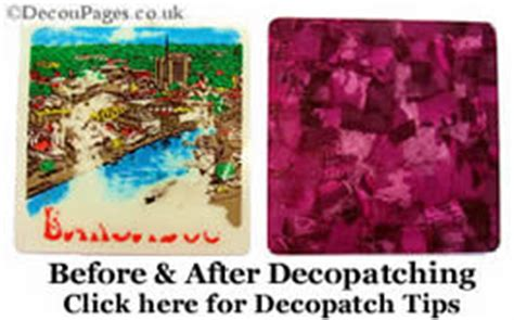Decoupage Decopatch Guide
