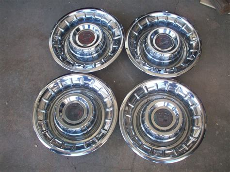 Cadillac Hubcaps For Sale by 1951 Cadillac Hubcaps