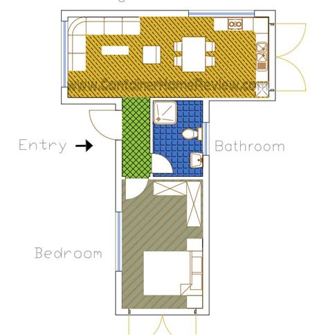 shipping container home floor plans more free shipping container home floor plans container