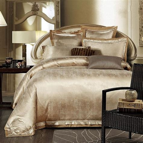 jacquard bedding set best 25 gold bedding ideas on pink and gold