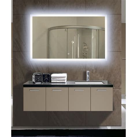 bathroom mirrors led lights 25 best ideas about led mirror on mirror with