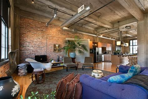 flour mill lofts stylish flour mill loft in denver idesignarch interior