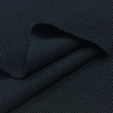wholesale knit fabric 100 cotton pique knit fabric wholesale price available by