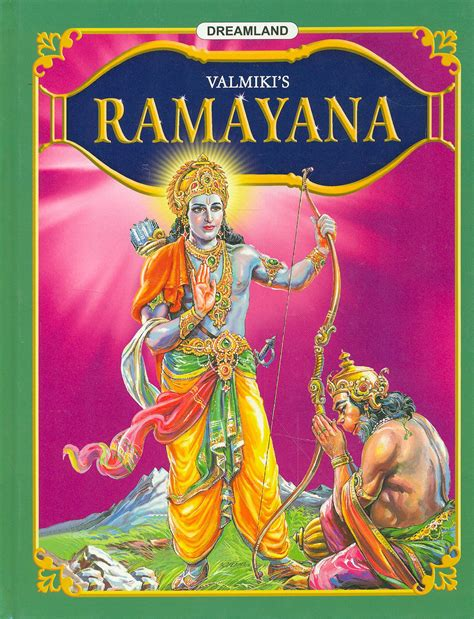 ramayana picture book valmiki s ramayana