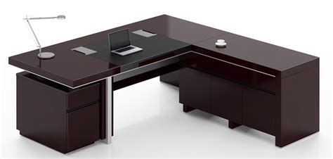 modern executive office desk professional office desk sleek modern desk executive