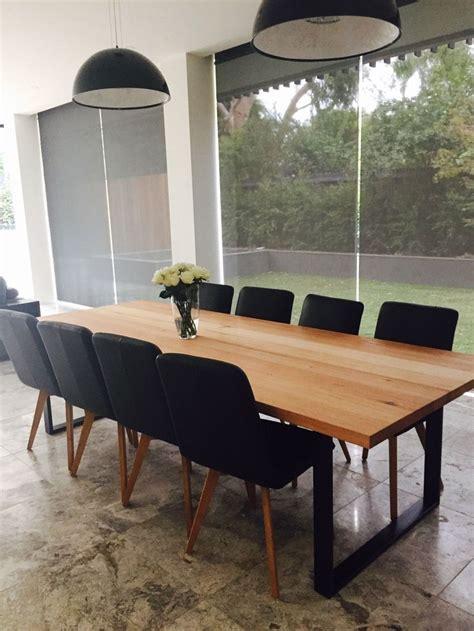 best 25 large dining room table ideas on wood