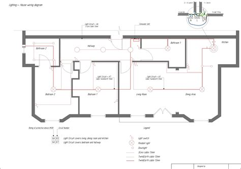wiring lights house wiring diagram most commonly used diagrams for home