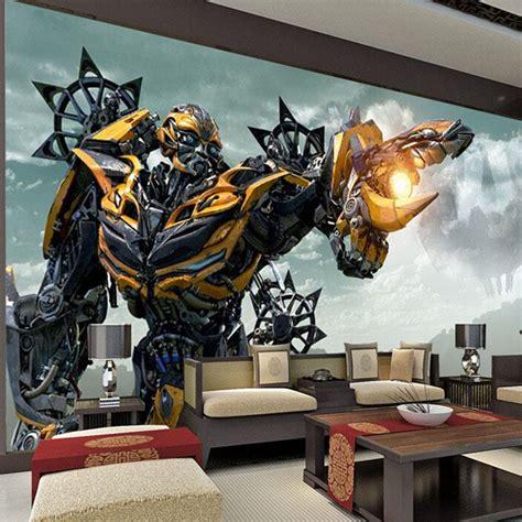 Transformers Wall Murals transformers bumblebee wall mural large wall art photo