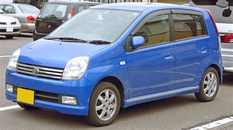 Daihatsu Ceria by Daihatsu Ceria Technical Specifications And Fuel Economy