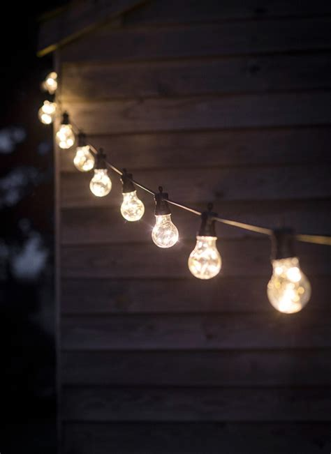 lights at festoon lights 10 bulbs garden trading