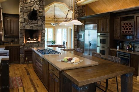 rustic kitchens designs notion llc custom kitchen design and bath design