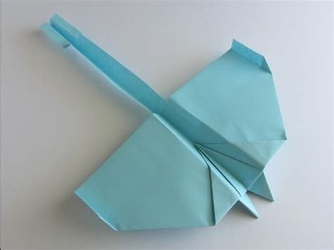 what is origami paper called paper airplane