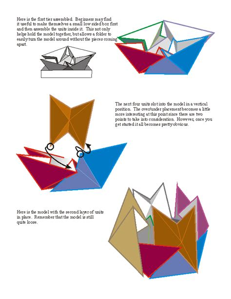 Gilad S Origami Page Model Photograph