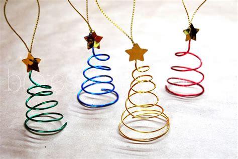 adornos caseros arbol navidad adornos para 225 rbol de navidad hechos con alambre