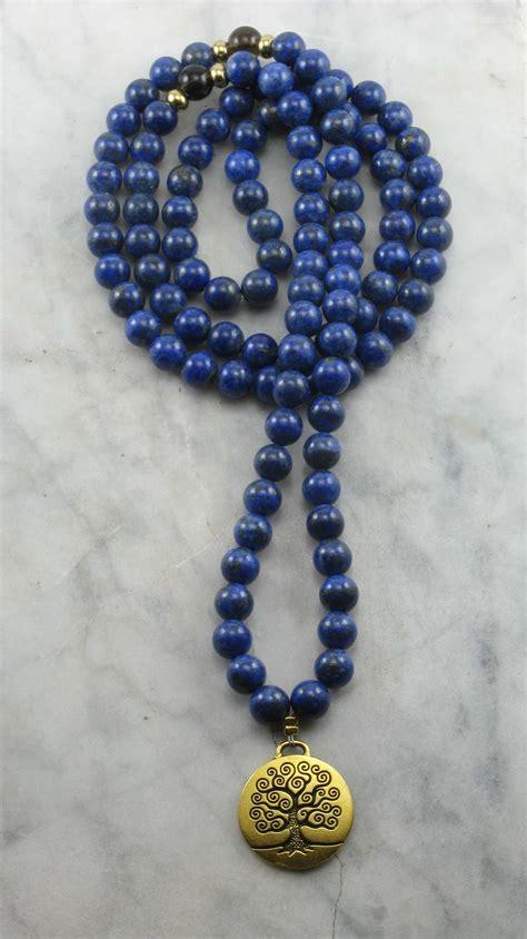 mala meditation guidance mala 108 lapis lazuli mala buddhist