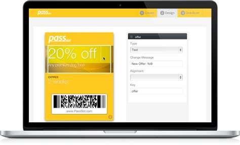 make your own passbook cards mobile wallet solutions passslot