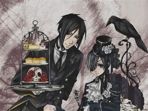 black butler black butler black butler wallpaper 16650068 fanpop