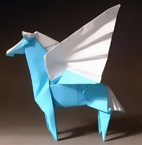 origami pegasus diagram origami pegasi page 1 of 3 gilad s origami page