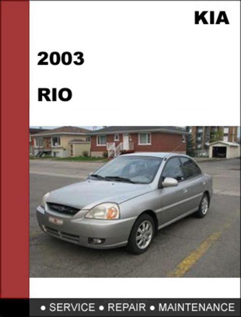 free online car repair manuals download 2004 kia amanti auto manual service manual 2003 kia rio workshop manual free download 2000 2004 kia rio factory service