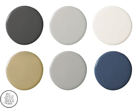 paint colors for tips the gold jellybean