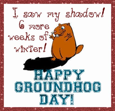 groundhog day meaning in canada so many things so time