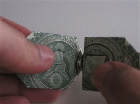 money origami bow origami folding how to make a money origami