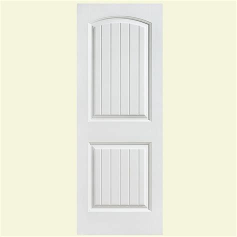 home depot interior doors sizes masonite 36 in x 80 in cheyenne smooth 2 panel camber