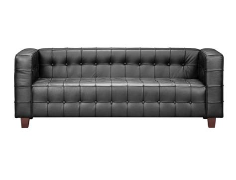 button leather sofa button sofa with italian leather and solid wood legs prime