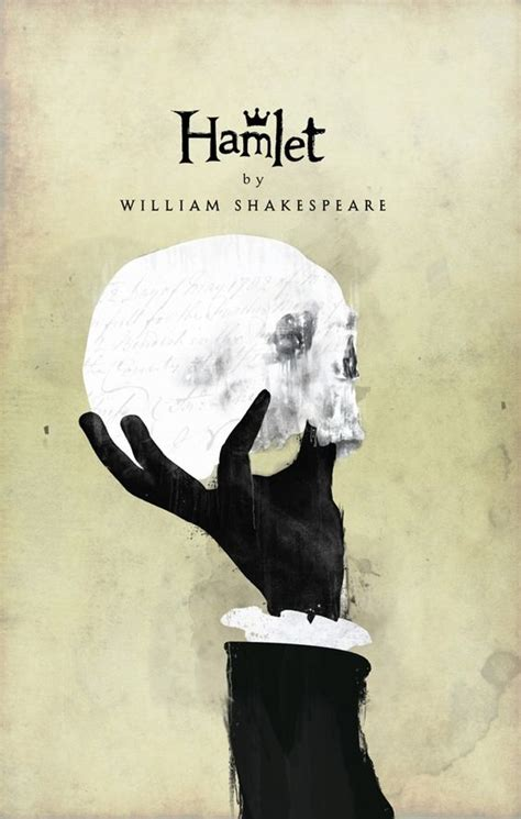 hamlet picture book shakespeare book covers by chris via behance