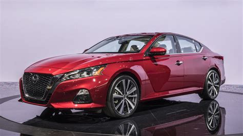 Nissan Accord by 2019 Nissan Altima Compared To Honda Accord Toyota Camry