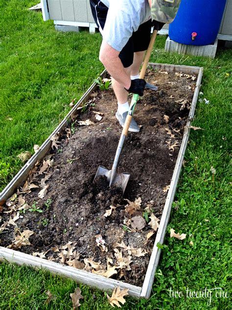 preparing vegetable garden soil vegetable garden soil and preparing vegetable garden soil