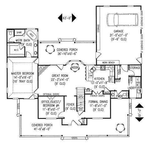 amish home plans amish hill country farmhouse plan 067d 0011 house plans