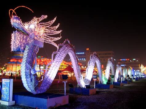 festival china hey from haebangchon ansan light festival